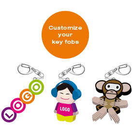 Customize your key fobs